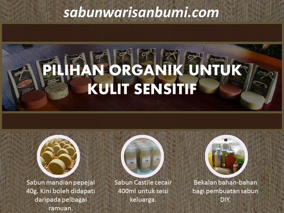 Katalog Sabun Warisan Bumi Page 1